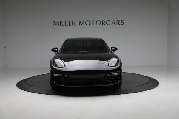 Used 2021 Porsche Panamera Turbo S for sale Call for price at Pagani of Greenwich in Greenwich CT 06830 12