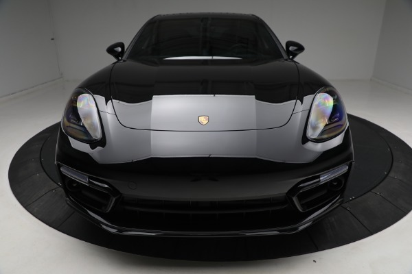 Used 2021 Porsche Panamera Turbo S for sale Call for price at Pagani of Greenwich in Greenwich CT 06830 13