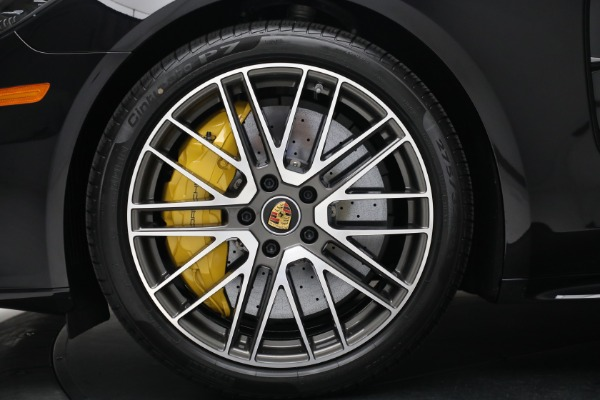 Used 2021 Porsche Panamera Turbo S for sale Call for price at Pagani of Greenwich in Greenwich CT 06830 15