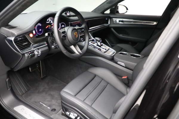 Used 2021 Porsche Panamera Turbo S for sale Call for price at Pagani of Greenwich in Greenwich CT 06830 17
