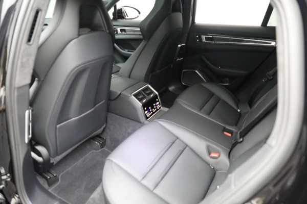 Used 2021 Porsche Panamera Turbo S for sale Call for price at Pagani of Greenwich in Greenwich CT 06830 20