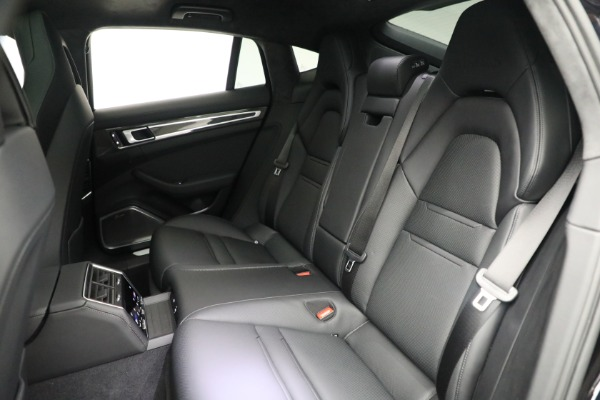 Used 2021 Porsche Panamera Turbo S for sale Call for price at Pagani of Greenwich in Greenwich CT 06830 22