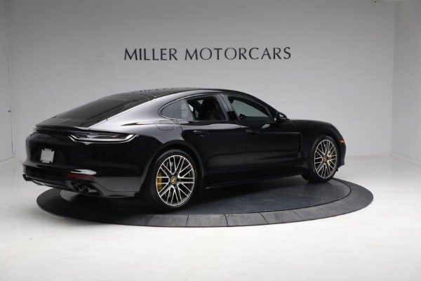 Used 2021 Porsche Panamera Turbo S for sale Call for price at Pagani of Greenwich in Greenwich CT 06830 7