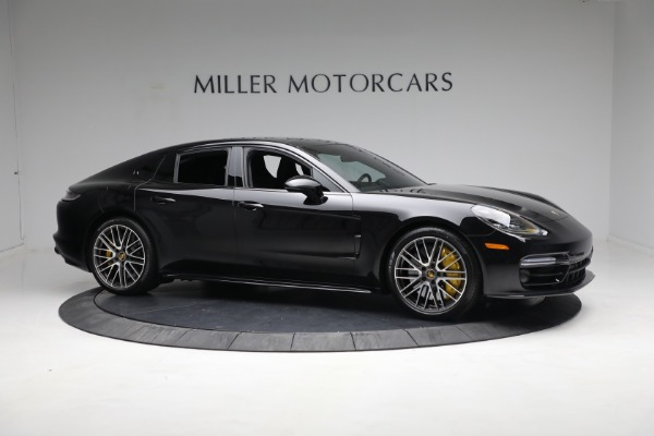Used 2021 Porsche Panamera Turbo S for sale Call for price at Pagani of Greenwich in Greenwich CT 06830 9