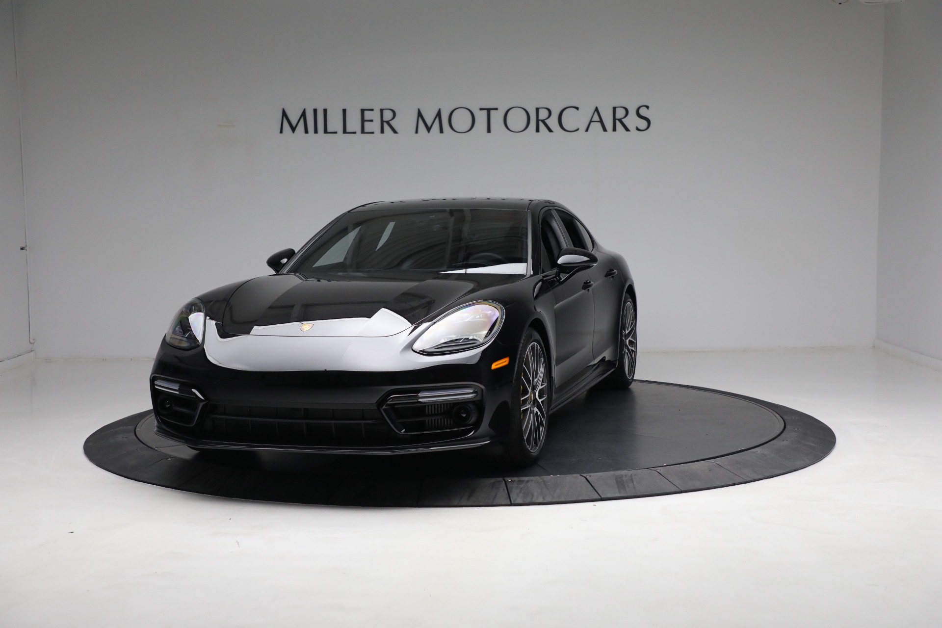 Used 2021 Porsche Panamera Turbo S for sale Call for price at Pagani of Greenwich in Greenwich CT 06830 1