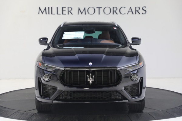 New 2021 Maserati Levante S GranSport for sale Call for price at Pagani of Greenwich in Greenwich CT 06830 12