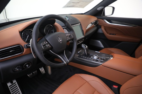 New 2021 Maserati Levante S GranSport for sale Call for price at Pagani of Greenwich in Greenwich CT 06830 13