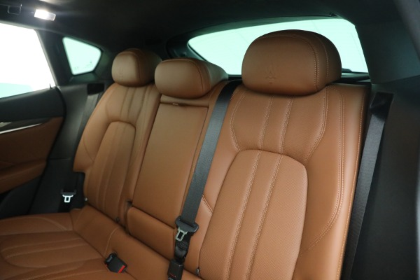 New 2021 Maserati Levante S GranSport for sale Call for price at Pagani of Greenwich in Greenwich CT 06830 18