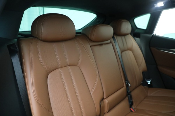 New 2021 Maserati Levante S GranSport for sale Call for price at Pagani of Greenwich in Greenwich CT 06830 24