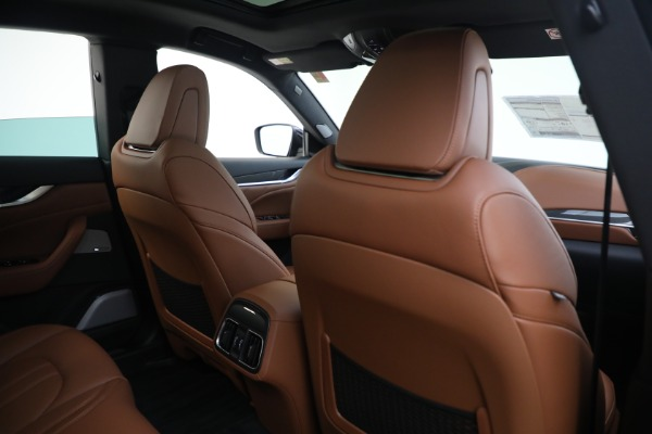 New 2021 Maserati Levante S GranSport for sale Call for price at Pagani of Greenwich in Greenwich CT 06830 26