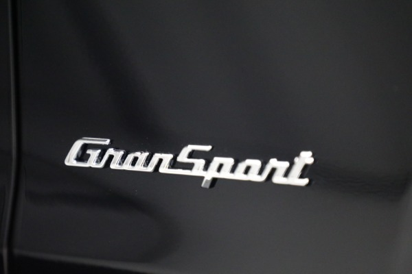 New 2021 Maserati Levante S GranSport for sale Call for price at Pagani of Greenwich in Greenwich CT 06830 27