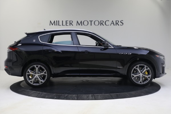 New 2021 Maserati Levante S GranSport for sale Call for price at Pagani of Greenwich in Greenwich CT 06830 9