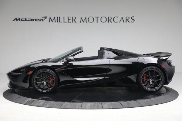 New 2021 McLaren 720S Spider for sale $374,120 at Pagani of Greenwich in Greenwich CT 06830 3