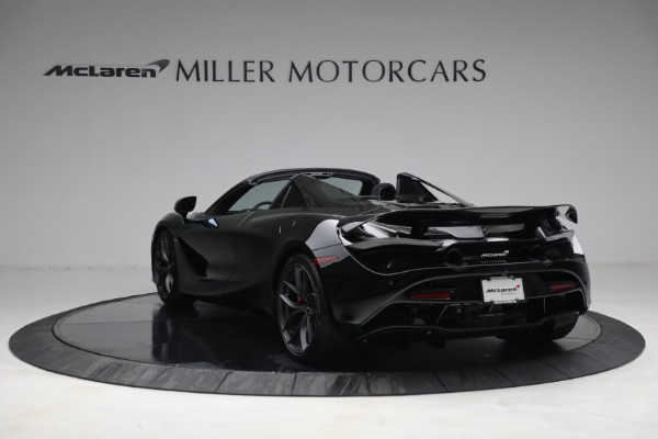 New 2021 McLaren 720S Spider for sale $374,120 at Pagani of Greenwich in Greenwich CT 06830 5