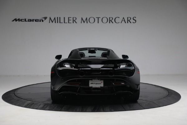 New 2021 McLaren 720S Spider for sale $374,120 at Pagani of Greenwich in Greenwich CT 06830 6