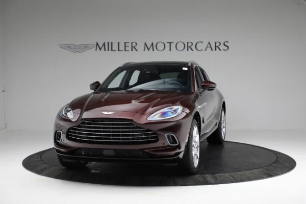 New 2021 Aston Martin DBX for sale $196,386 at Pagani of Greenwich in Greenwich CT 06830 12