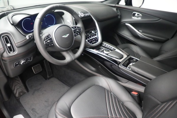 New 2021 Aston Martin DBX for sale $196,386 at Pagani of Greenwich in Greenwich CT 06830 13