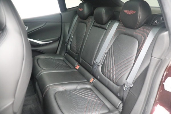 New 2021 Aston Martin DBX for sale $196,386 at Pagani of Greenwich in Greenwich CT 06830 22