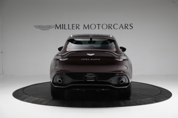 New 2021 Aston Martin DBX for sale $196,386 at Pagani of Greenwich in Greenwich CT 06830 5