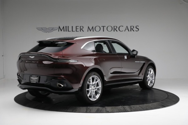 New 2021 Aston Martin DBX for sale $196,386 at Pagani of Greenwich in Greenwich CT 06830 7