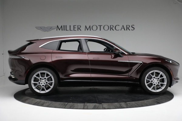New 2021 Aston Martin DBX for sale $196,386 at Pagani of Greenwich in Greenwich CT 06830 8