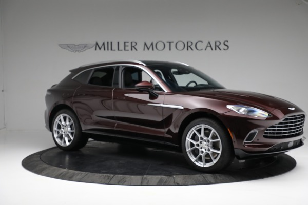 New 2021 Aston Martin DBX for sale $196,386 at Pagani of Greenwich in Greenwich CT 06830 9