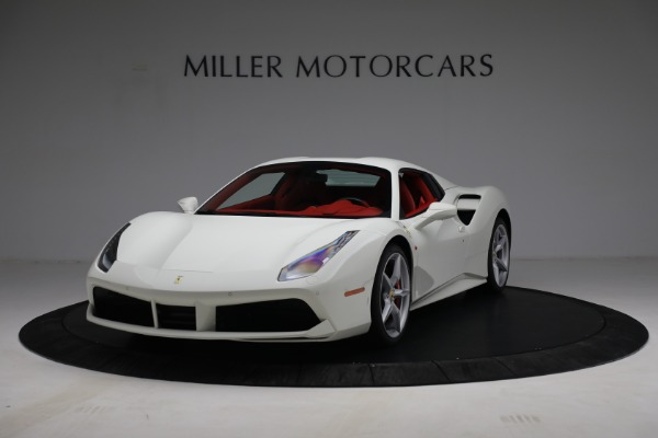 Used 2017 Ferrari 488 Spider for sale Call for price at Pagani of Greenwich in Greenwich CT 06830 13