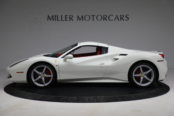 Used 2017 Ferrari 488 Spider for sale Call for price at Pagani of Greenwich in Greenwich CT 06830 15