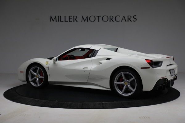 Used 2017 Ferrari 488 Spider for sale Call for price at Pagani of Greenwich in Greenwich CT 06830 16