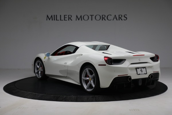 Used 2017 Ferrari 488 Spider for sale Call for price at Pagani of Greenwich in Greenwich CT 06830 17