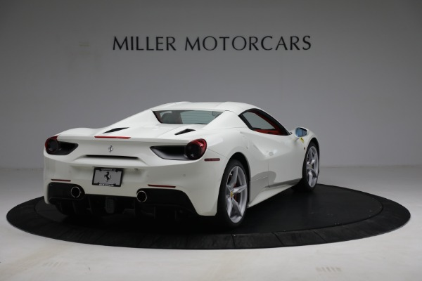 Used 2017 Ferrari 488 Spider for sale Call for price at Pagani of Greenwich in Greenwich CT 06830 19