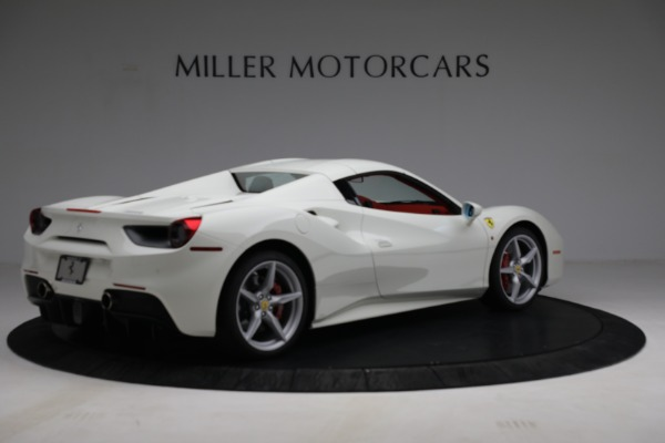 Used 2017 Ferrari 488 Spider for sale Call for price at Pagani of Greenwich in Greenwich CT 06830 20