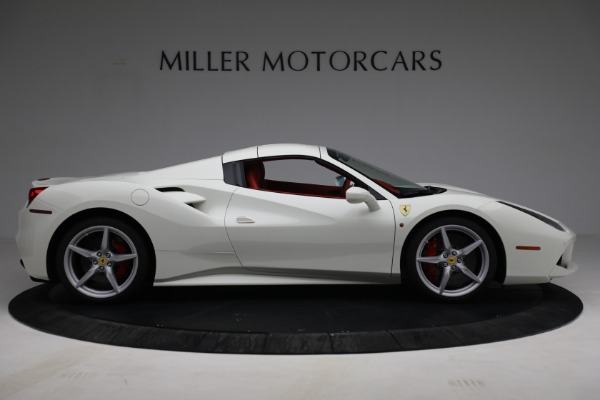 Used 2017 Ferrari 488 Spider for sale Call for price at Pagani of Greenwich in Greenwich CT 06830 21