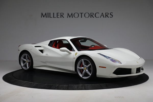Used 2017 Ferrari 488 Spider for sale Call for price at Pagani of Greenwich in Greenwich CT 06830 22