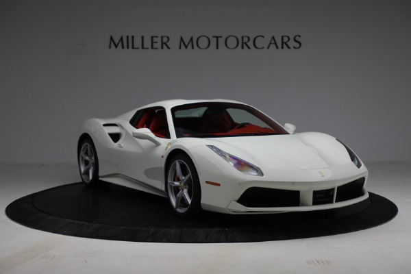 Used 2017 Ferrari 488 Spider for sale Call for price at Pagani of Greenwich in Greenwich CT 06830 23