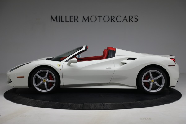 Used 2017 Ferrari 488 Spider for sale Call for price at Pagani of Greenwich in Greenwich CT 06830 3