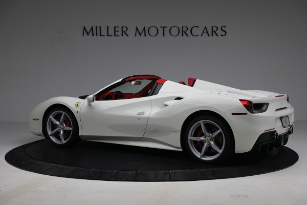 Used 2017 Ferrari 488 Spider for sale Call for price at Pagani of Greenwich in Greenwich CT 06830 4