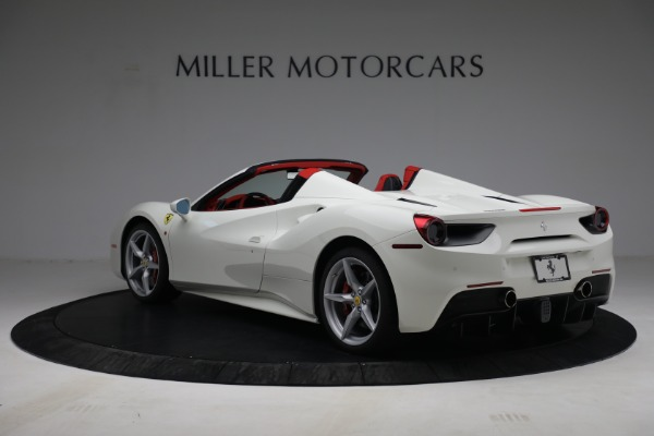 Used 2017 Ferrari 488 Spider for sale Call for price at Pagani of Greenwich in Greenwich CT 06830 5