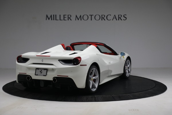 Used 2017 Ferrari 488 Spider for sale Call for price at Pagani of Greenwich in Greenwich CT 06830 7