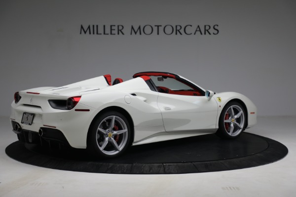 Used 2017 Ferrari 488 Spider for sale Call for price at Pagani of Greenwich in Greenwich CT 06830 8