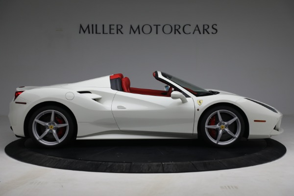 Used 2017 Ferrari 488 Spider for sale Call for price at Pagani of Greenwich in Greenwich CT 06830 9