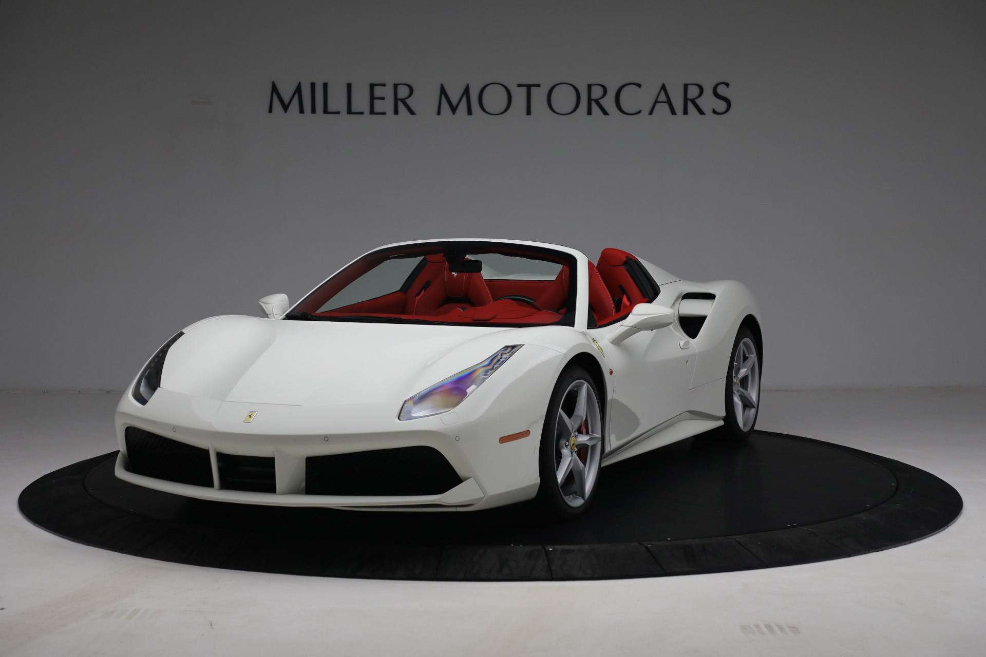 Used 2017 Ferrari 488 Spider for sale Call for price at Pagani of Greenwich in Greenwich CT 06830 1