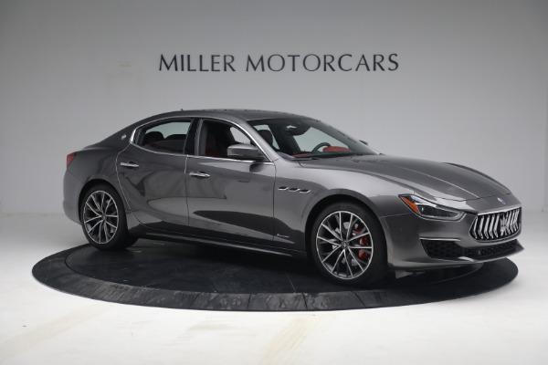 New 2021 Maserati Ghibli SQ4 GranLusso for sale Sold at Pagani of Greenwich in Greenwich CT 06830 10