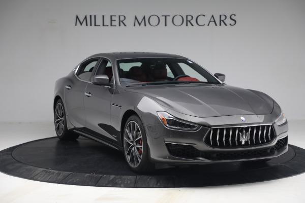 New 2021 Maserati Ghibli SQ4 GranLusso for sale Sold at Pagani of Greenwich in Greenwich CT 06830 11
