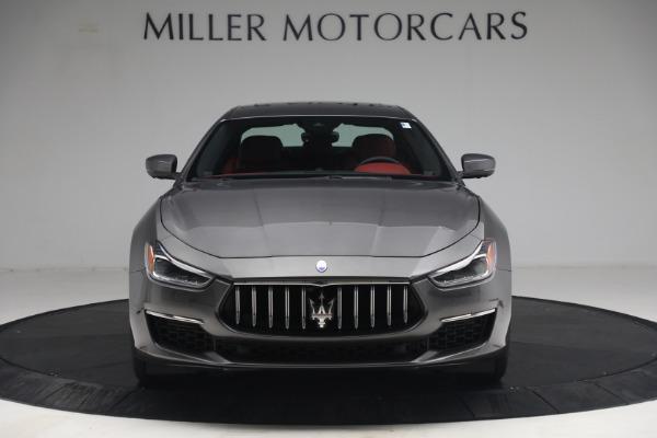 New 2021 Maserati Ghibli SQ4 GranLusso for sale Sold at Pagani of Greenwich in Greenwich CT 06830 12