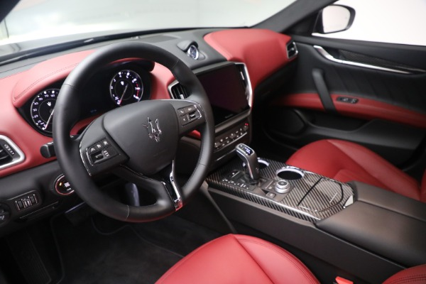 New 2021 Maserati Ghibli SQ4 GranLusso for sale Sold at Pagani of Greenwich in Greenwich CT 06830 13