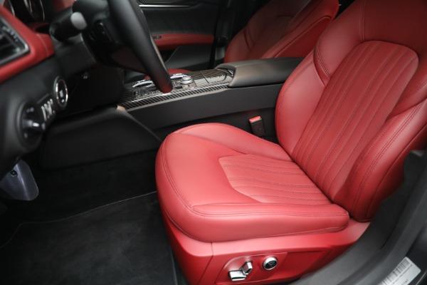 New 2021 Maserati Ghibli SQ4 GranLusso for sale Sold at Pagani of Greenwich in Greenwich CT 06830 15
