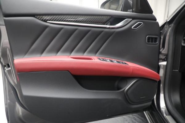 New 2021 Maserati Ghibli SQ4 GranLusso for sale Sold at Pagani of Greenwich in Greenwich CT 06830 17