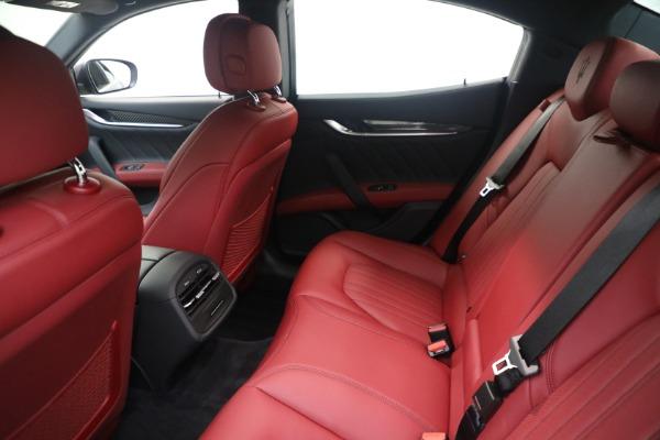 New 2021 Maserati Ghibli SQ4 GranLusso for sale Sold at Pagani of Greenwich in Greenwich CT 06830 19
