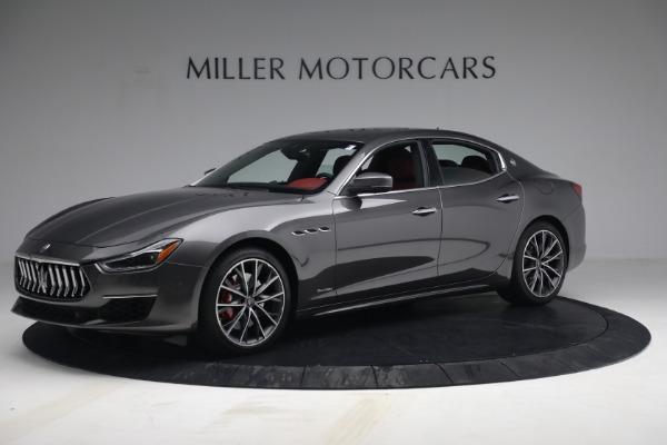 New 2021 Maserati Ghibli SQ4 GranLusso for sale Sold at Pagani of Greenwich in Greenwich CT 06830 2